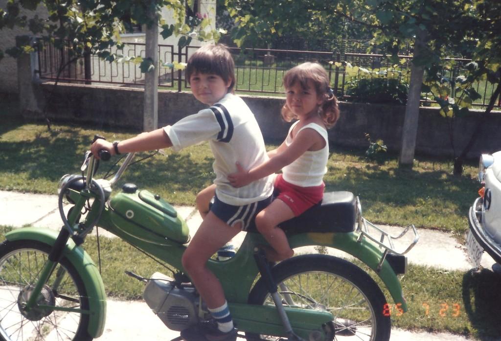 mopedista